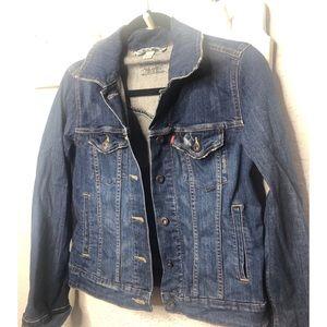 Levi's denim jacket Sz S